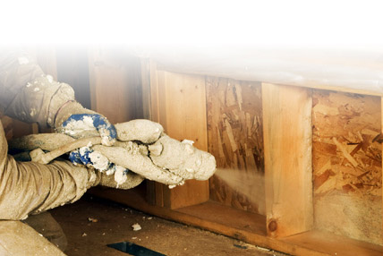 Residential Spray Foam Insulation Burlington Hamilton